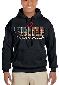 UNITED FOR MONTECITO HOODY