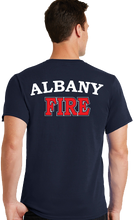 Load image into Gallery viewer, Albany Fire Short Sleeve Shirt