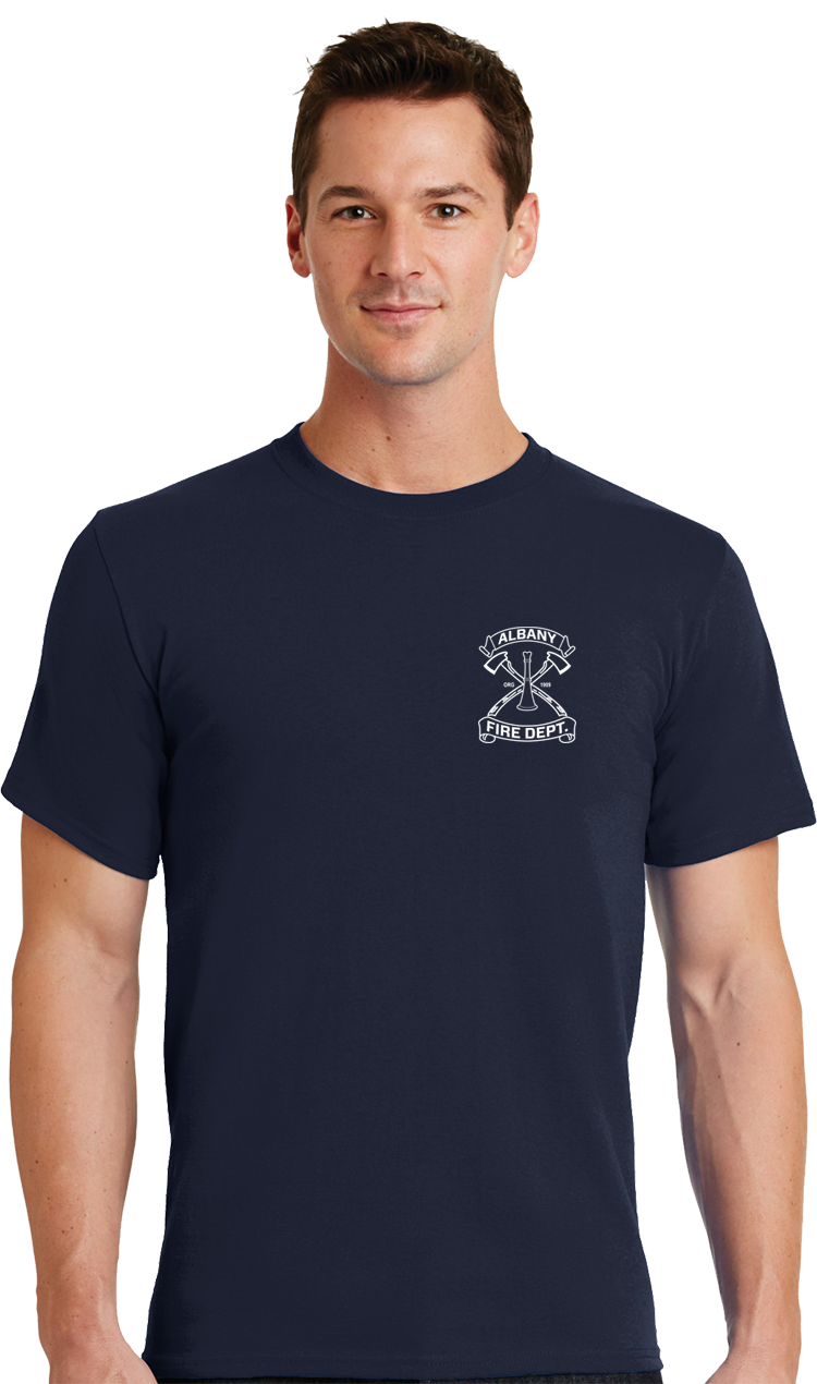 Albany Fire Short Sleeve Shirt