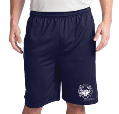 MCFR POCKETED POLYESTER DUTY SHORTS