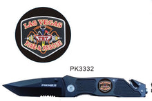 Load image into Gallery viewer, LVFR  Branded Rescue Knife
