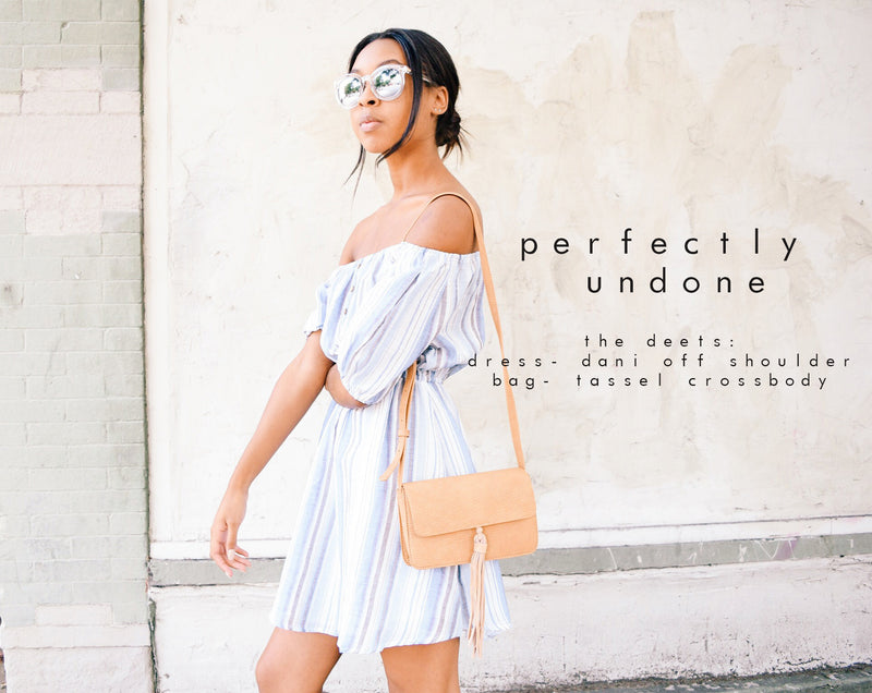 Perfectly Undone - Transitioning Your off Shoulder to Fall