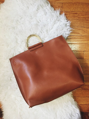 Large Handle Tote