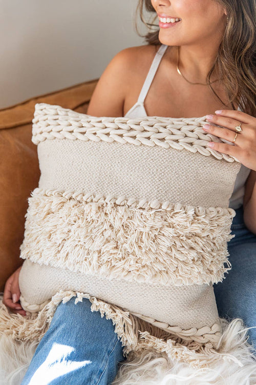 Vesperina Throw Pillow Cover - home - Bit of Meraki - MOD&SOUL