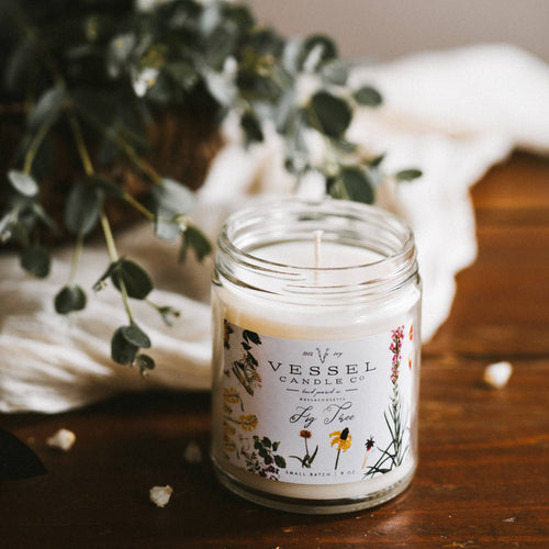 Vessel Candle Co. - Fig Tree - Classic Collection -  - Vessel Candle Co. - MOD&SOUL