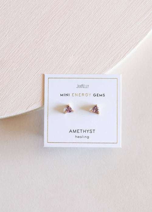 JaxKelly - Amethyst Mini Energy Gems -  - JaxKelly - MOD&SOUL