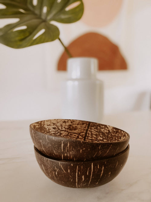 Village Thrive - Coconut Bowl - home - Village Thrive - MOD&SOUL