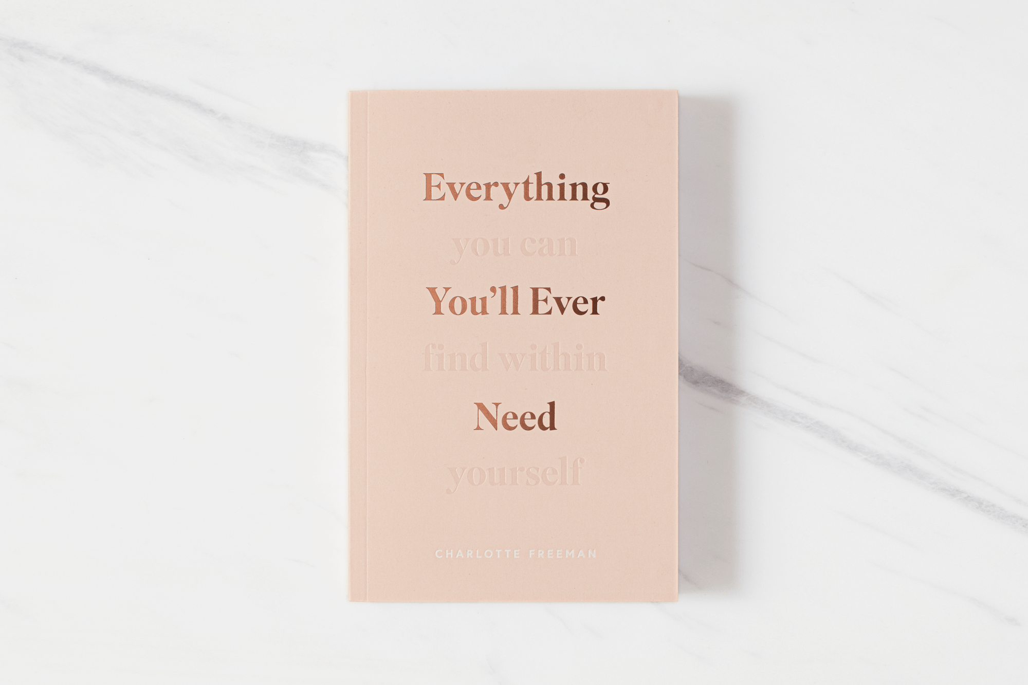 Thought Catalog - Everything You'll Ever Need, You Can Find Within Yourself - BOOK - Thought Catalog - MOD&SOUL