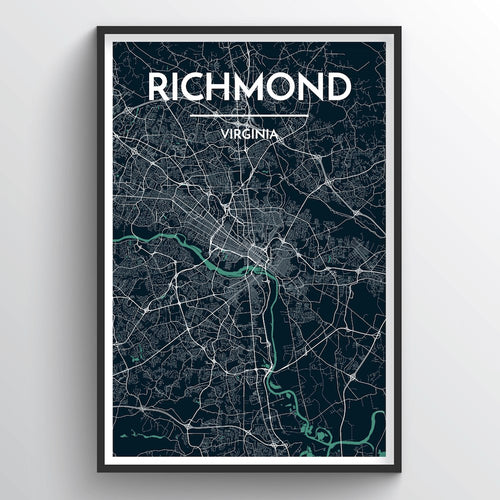 Point Two Design Group - Richmond City Map - home - Point Two Design Group - MOD&SOUL
