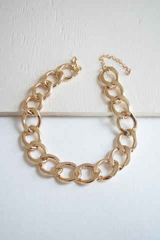 Maslo Jewelry Gold Standard Necklace