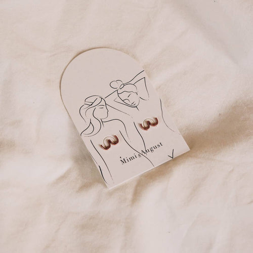 Mimi & August - Boob Stud Earrings - Earrings - Mimi & August - MOD&SOUL