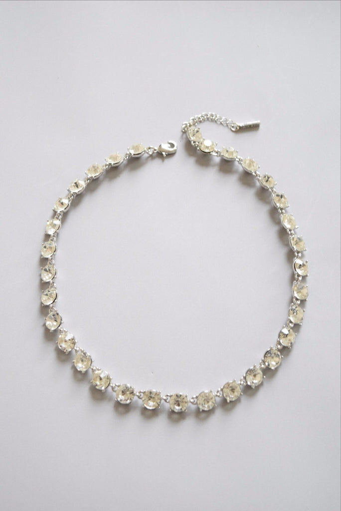 Glass Crystal Collar
