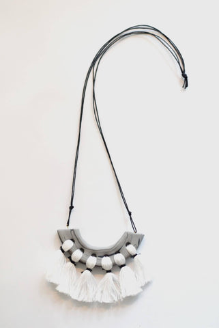 Mod + Jo - Lariat Necklace - Hera Coin