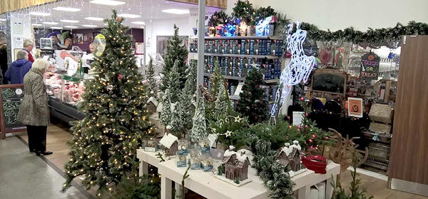 Discover our Magical Christmas Store at Country Market in Hampshire