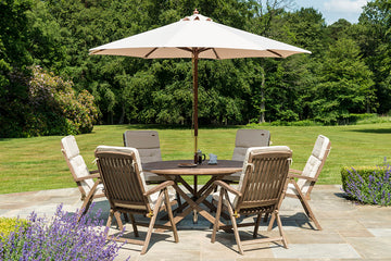 Alexander Rose Sherwood Garden Furniture Collection