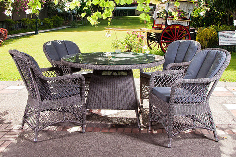 4 Seater Garden Furniture Sets