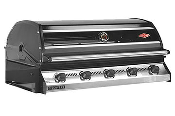 5 Burner Build In Barbecues