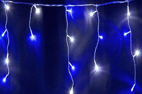 LED Snowing Icicle Lights