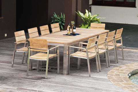 8+ Seater Garden Furniture Sets