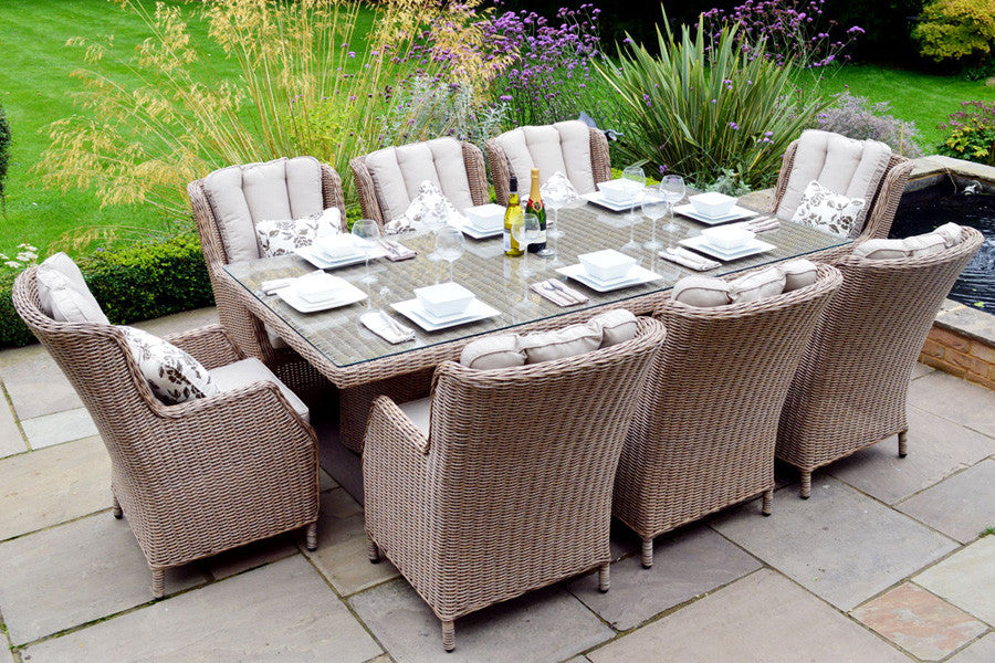 8 Seater Garden Furniture Sets Garden Trends