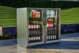 Draco Grills Outdoor Fridges