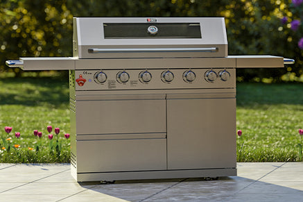 Draco Grills Gas Barbecues