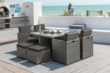 Alexander Rose Bespoke Garden Furniture Collection