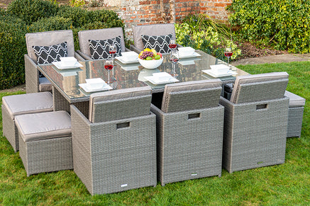 Outdoor Garden Cube Sets