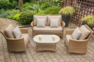 Bracken Outdoors Lounge and Sofa Sets