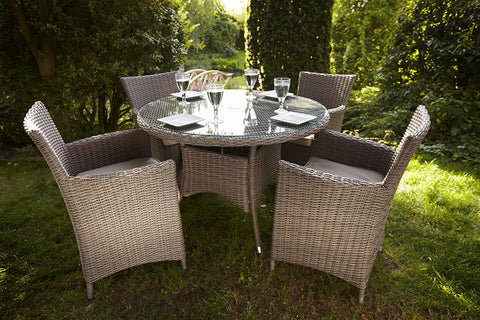 Bracken Outdoors 4 Seater Garden Furniture Sets