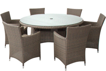 Bracken Outdoors 6 Seater Garden Furniture Sets