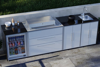 Profresco Quatro Outdoor Kitchen