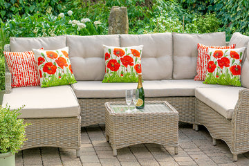 LeisureGrow Garden Cushions