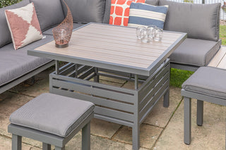 LG Outdoor Milano Aluminium Garden Furniture