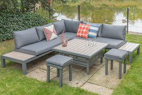LG Outdoor Casual Dining Furniture
