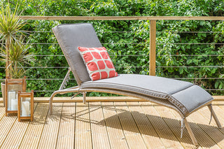 LG Outdoor Garden Sunloungers and Sunbeds