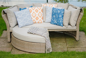 LG Outdoor Monaco Rattan Weave Garden Furniture