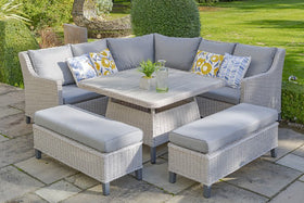 LG Outdoor Oslo Fusion Weave Garden Furniture