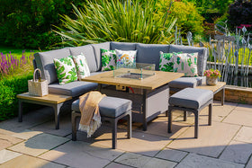 LG Outdoor Stockholm Fusion Garden Furniture