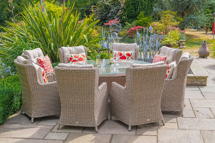 LG Outdoor Toulon Weave Garden Furniture