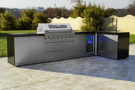 Draco Grills Modular Outdoor Kitchens
