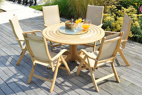 Alexander Rose Bengal Garden Furniture Collection