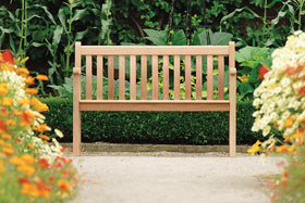 Alexander Rose Mahogany Garden Furniture Collection