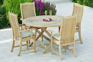 Hardwood Garden Tables