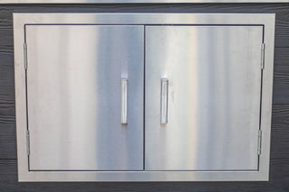 Draco Grills Build In Doors, Drawers and Cupboards