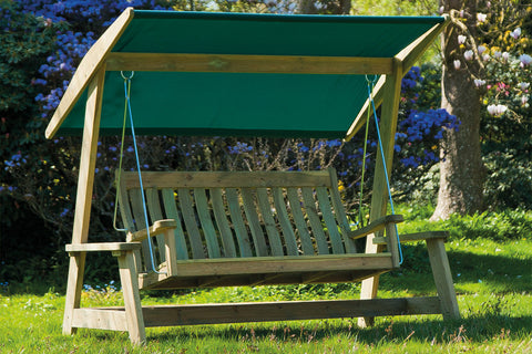 Hardwood Garden Swing Seats