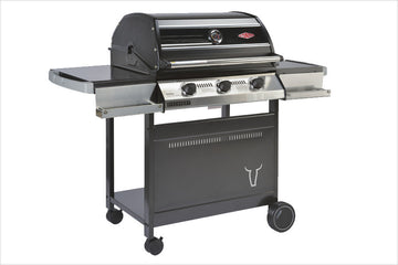 3 Burner Gas Barbecues
