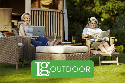 LG Outdoor Garden Furniture