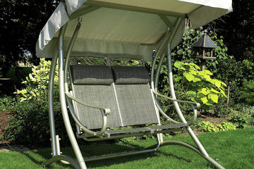 Metal Garden Swing Seats