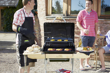 Outback Charcoal Barbecues
